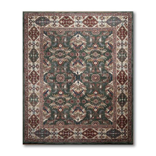 "Turkish Oushak Design Persian Oriental Area Rug (7'5""x9'5"")"