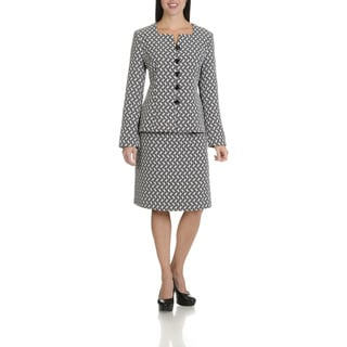Link to Danillo Women's Two Piece Skirt Suit Similar Items in Suits & Suit Separates
