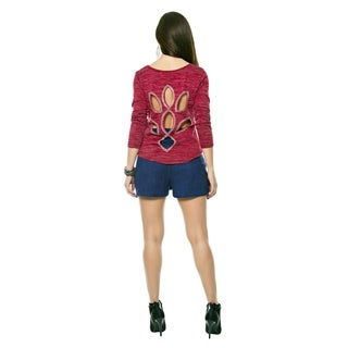 Sara Boo Peek-a-Boo Blouse (More options available)