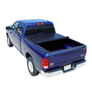 HomCom Soft Rollup Tonneau Pickup Truck Cover Fits 99-06 Chevy Silverado 6.5 Bed