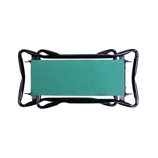 Aosom Outsunny Folding Garden Kneeler Bench Chair, Green ...