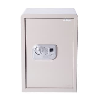 HomCom Digital Home Security Storage Safe with Biometric Fingerprint Scanner