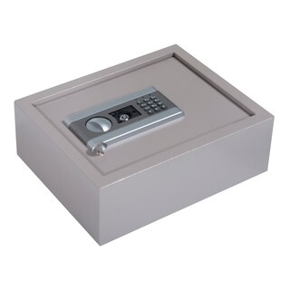 HomCom Top Opening Drawer Safe with Electronic Combination Lock