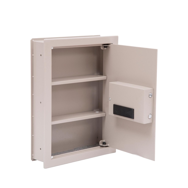 Aosom HomCom Digital Wall Mounted Home Security Storage S...