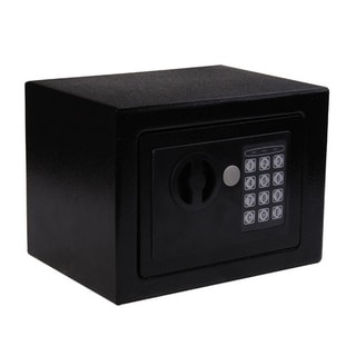 HomCom Steel Electronic Digital Security Safe