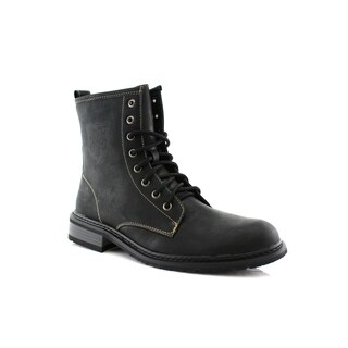 Polar Fox Sawyer MPX808563 Men's Combat Boots For Work or Casual Wear