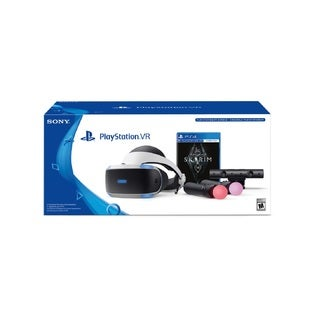 Sony PlayStation VR The Elder Scrolls V: Skyrim VR Bundle