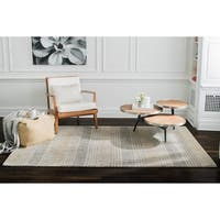 Jani Heath Grey Wool/Jute Mix Rug - 8' x 10'