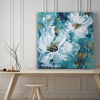 Tango Trio - Premium Gallery Wrapped Canvas - 4 Sizes Available