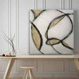 Intertwined - Premium Gallery Wrapped Canvas - 4 Sizes Available