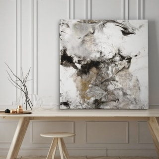 Marble Onyx II - Premium Gallery Wrapped Canvas - 4 Sizes Available