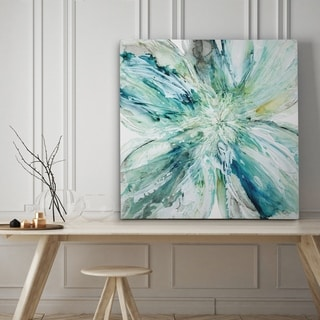 Blossom Bursts - Premium Gallery Wrapped Canvas - 4 Sizes Available