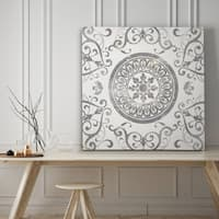 Mandala Medallion - Premium Gallery Wrapped Canvas - 4 Sizes Available
