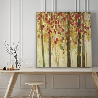 Autumn Shimmer - Premium Gallery Wrapped Canvas - 4 Sizes Available