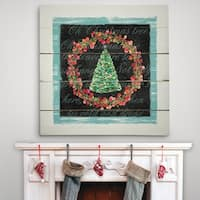 Oh Christmas Tree - Premium Gallery Wrapped Canvas - 4 Sizes Available
