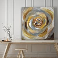 Emboldened Bloom - Premium Gallery Wrapped Canvas - 4 Sizes Available
