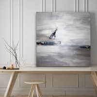 Shifting Tides II - Premium Gallery Wrapped Canvas - 4 Sizes Available