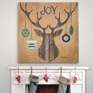 Antler Jo - Premium Gallery Wrapped Canvas - 4 Sizes Available