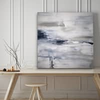 Shifting Tides I - Premium Gallery Wrapped Canvas - 4 Sizes Available
