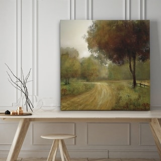 Country Road - Premium Gallery Wrapped Canvas - 4 Sizes Available