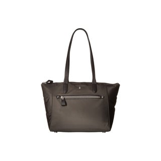 Michael Michael Kors Kelsey Top-Zip Medium Tote - Gray