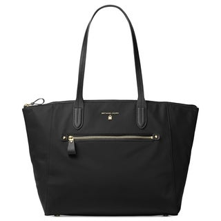 Michael Kors Kelsey Large Black Tote Bag