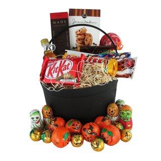 Gourmet Halloween Treats Gift Basket