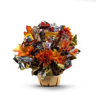 Fall Harvest Candy Bouquet