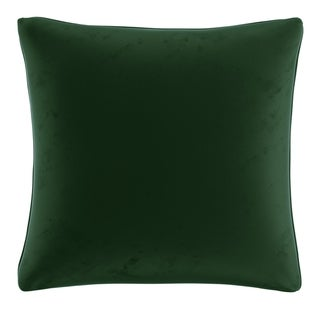 Skyline Pillow in Fauxmo Emerald 20x20
