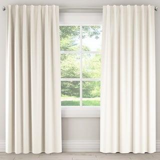 Skyline Velvet Blackout Window Curtain Panel