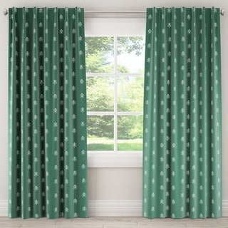 Skyline Line Window Curtain Panel