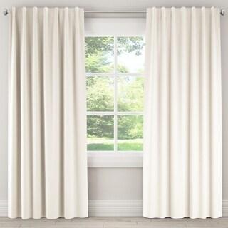 Skyline Regal Velvet Window Curtain Panel