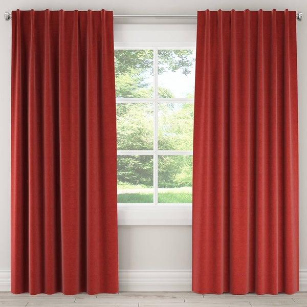 Skyline Linen Window Curtain Panel