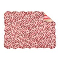 Sadie Quilted Rectangular Placemat Set of 6