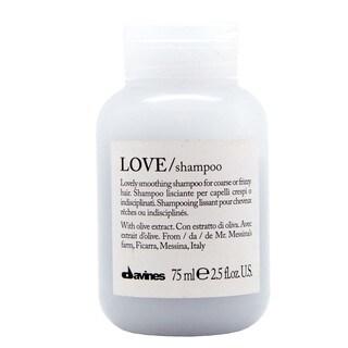 Davines Love 2.5-ounce Smoothing Shampoo