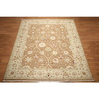 "Reversible Pure Wool Soumak Nourmak Hand Knotted Persian Oriental Area Rug (9'2""x12'1"")"