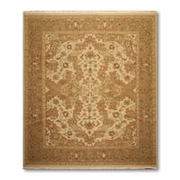 Patterned Soumak Nourmak Hand Knotted Reversible Persian Oriental Area Rug - multi