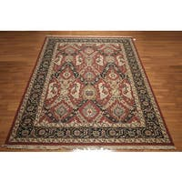 Pure Wool Reversible Soumak Nourmak Persian Oriental Area Rug - multi