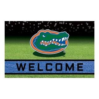 """University of Florida 18""""x30"""" Rubber Door Mat"""