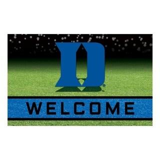 "Duke University18""x30"" Rubber Door Mat"