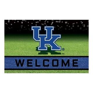 "University of Kentucky 18""x30"" Rubber Door Mat"