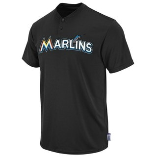 Marlins Youth Cotton 2 button S, M