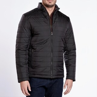 Light Weight Black Quilted Jacket (2 options available)
