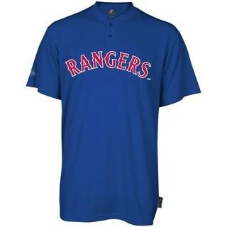 Rangers Youth Cotton 2-Button Placket S-L