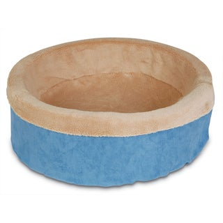 Petmate Deluxe Cuddle Cup Pet Bed Assorted Colors