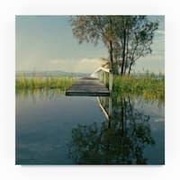 Beata Czyzowska Young 'The Art of Floating' Canvas Art