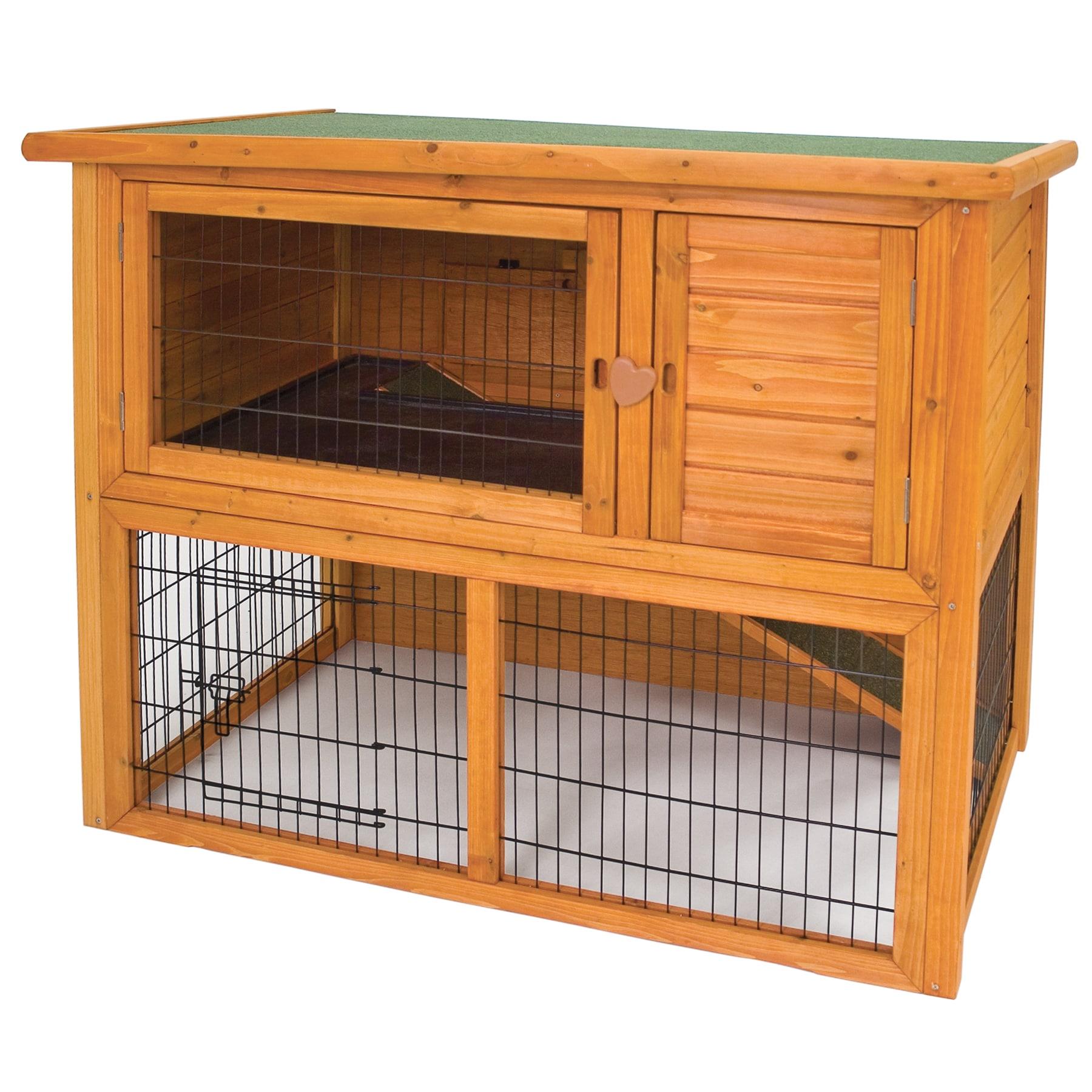 Ware Manufacturing 01517 Premium Penthouse Rabbit Hutch (...