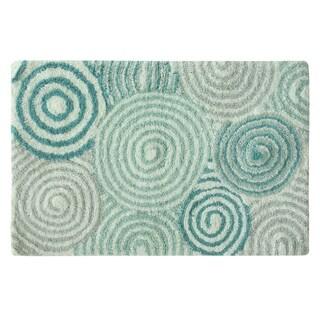 Galax 100% Cotton 20x30 bath rug by Bacova