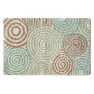 Galax 100% Cotton 20x30 bath rug by Bacova.