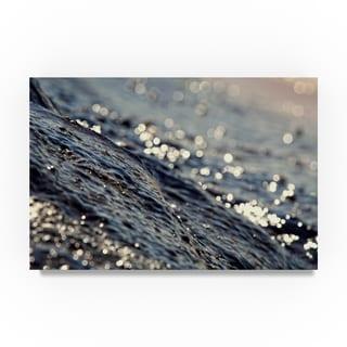 Beata Czyzowska Young 'Planet of the Beach' Canvas Art
